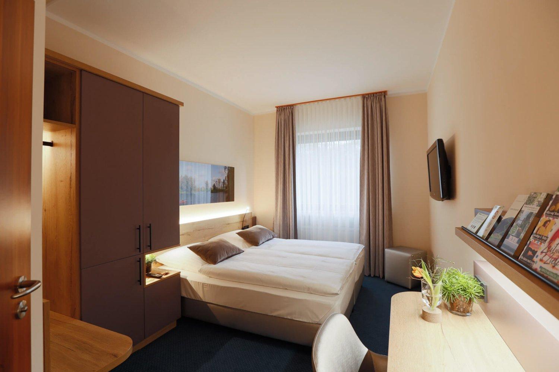 Comfort Hotelzimmer im Landhaus Beckmann in Kalkar