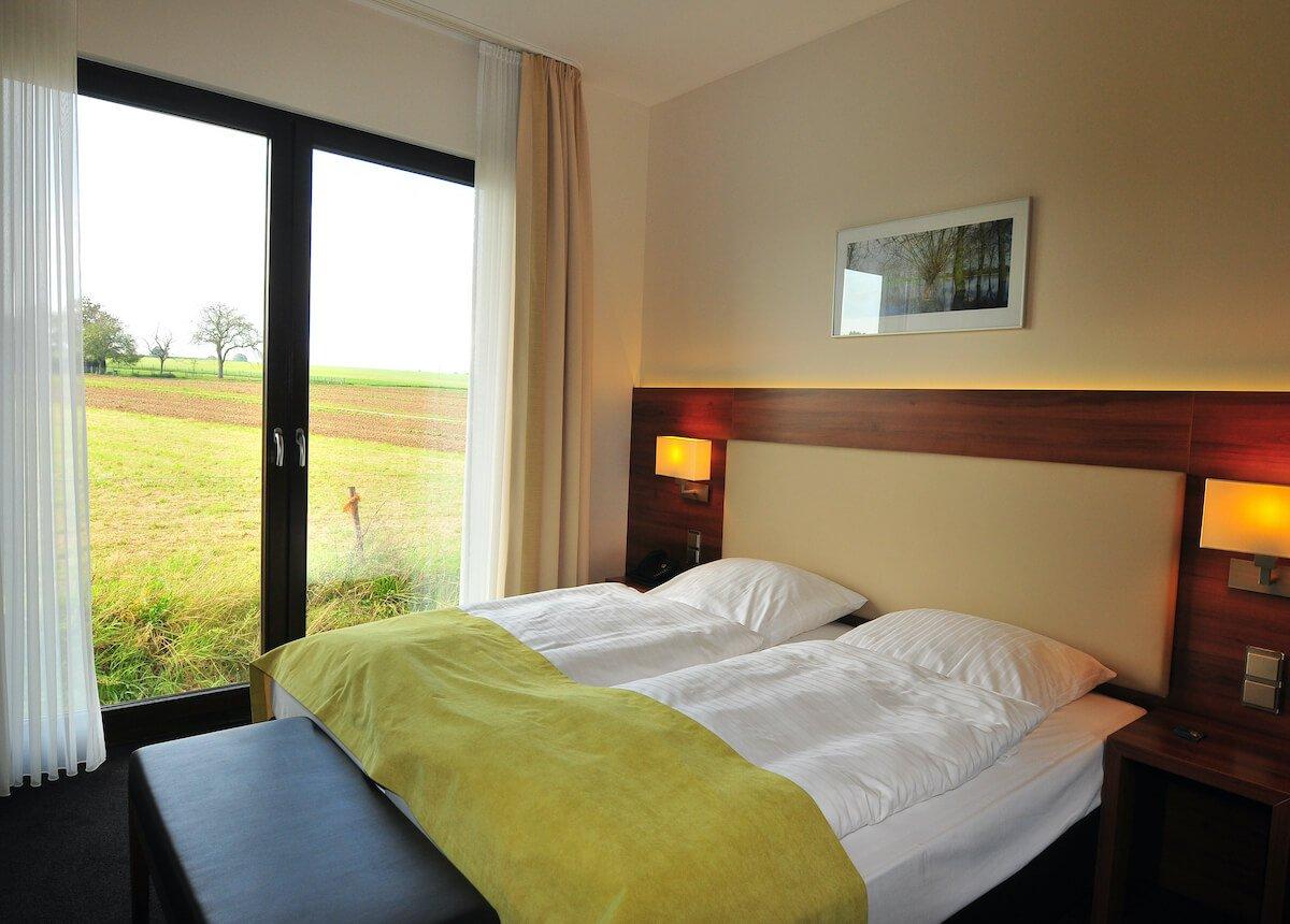 Junior Suite im Hotel Landhaus Beckmann in Kalkar am Niederrhein