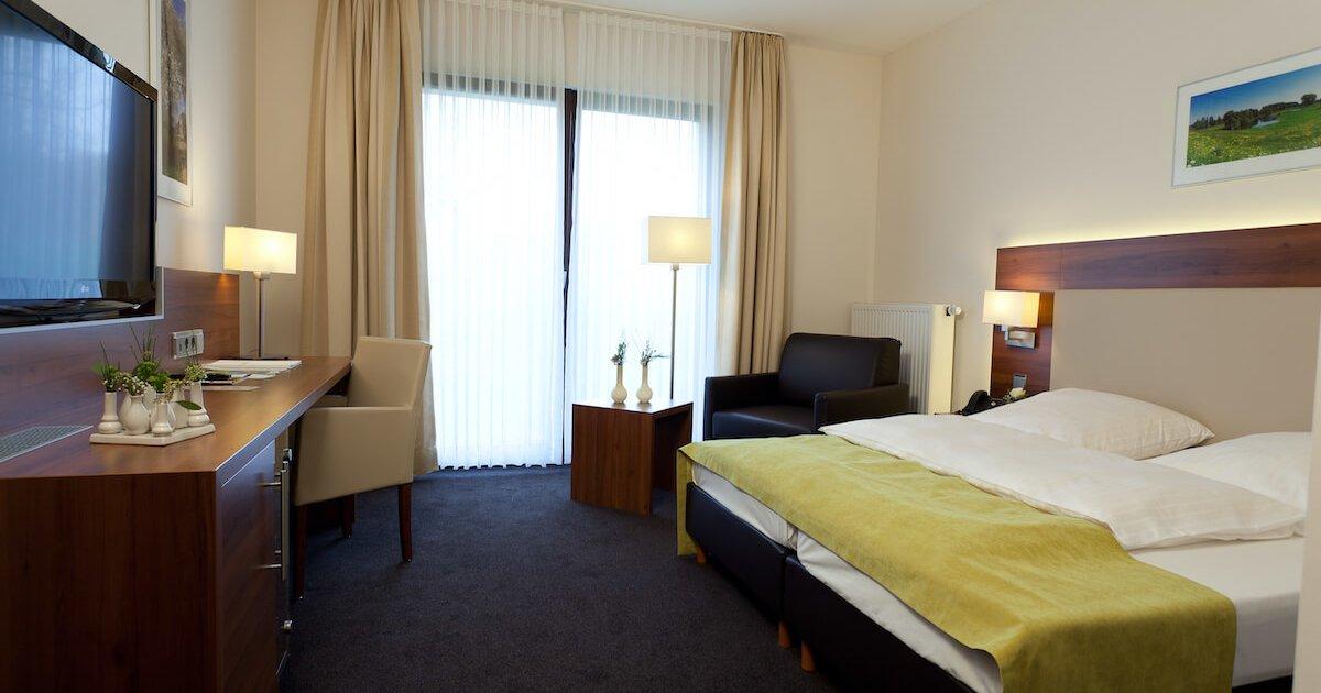 Hotelzimmer in Kalkar im Landhaus Beckmann