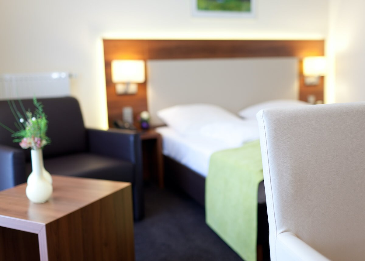 Superior Zimmer im Hotel Landhaus Beckmann in Kalkar