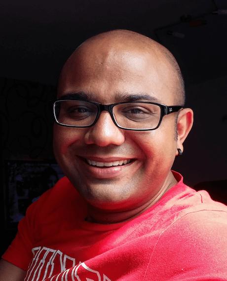 <strong>Rajiv Paul</strong>